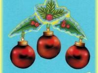 Tradycyjne pocztówki świąteczne