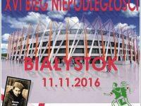 XVI Bieg Niepodległości w Białymstoku