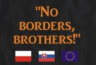 "Projekt ""No borders, brother!"" / ""Bez granic, bracie!"""