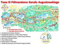 III Półmaraton Kanału Augustowskiego - 2019 – Fotorelacja ASK-S- Wyniki