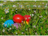 Życzenia Wielkanocne. Tradycyjne kartki świąteczne – Wielkanoc  2021.