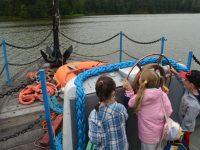 Rejs statkiem i wycieczka edukacyjna