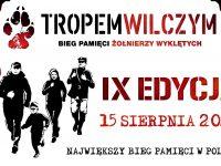 IX edycja Biegu Tropem Wilczym. Fotorelacja