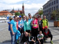 2. Białystok Półmaraton : film i fotogaleria  ASKS