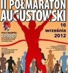 II Półmaraton Augustowski