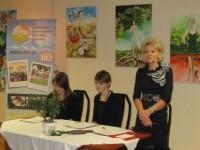 Malarstwo Bożeny Klimaszewskiej- Listopad  2012
