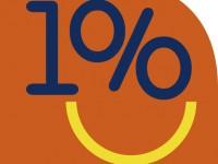 DZIĘKUJEMY ZA 1% PODATKU