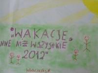 """""""Wakacje inne niż wszystkie-2012"""""""