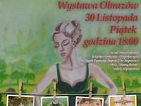 Zapraszamy na wystawę obrazów Bożeny Klimaszewskiej.