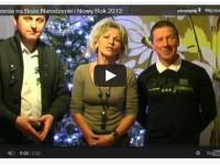 Życzenia na Boże Narodzenie i Nowy Rok 2013